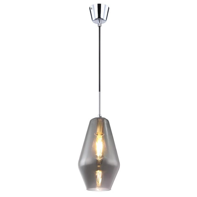Pendul design modern COBY fumuriu 15436H GL,  a