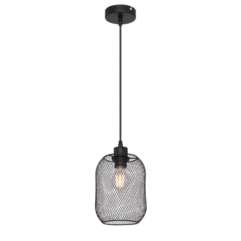 Pendul design modern ANYA negru 15047H2 GL,  a