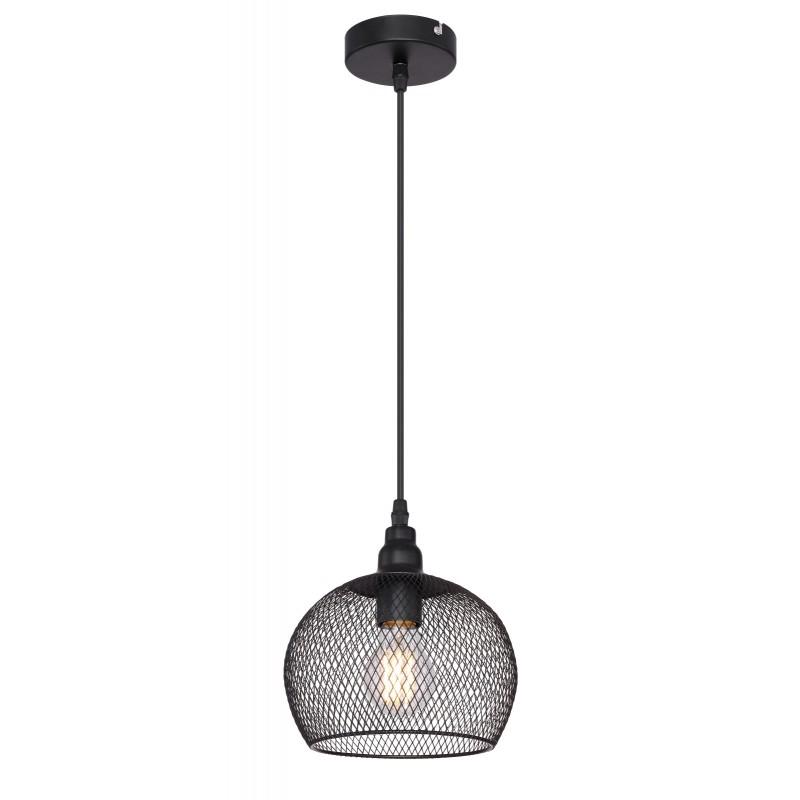 Pendul design modern ANYA negru 15047H3 GL,  a