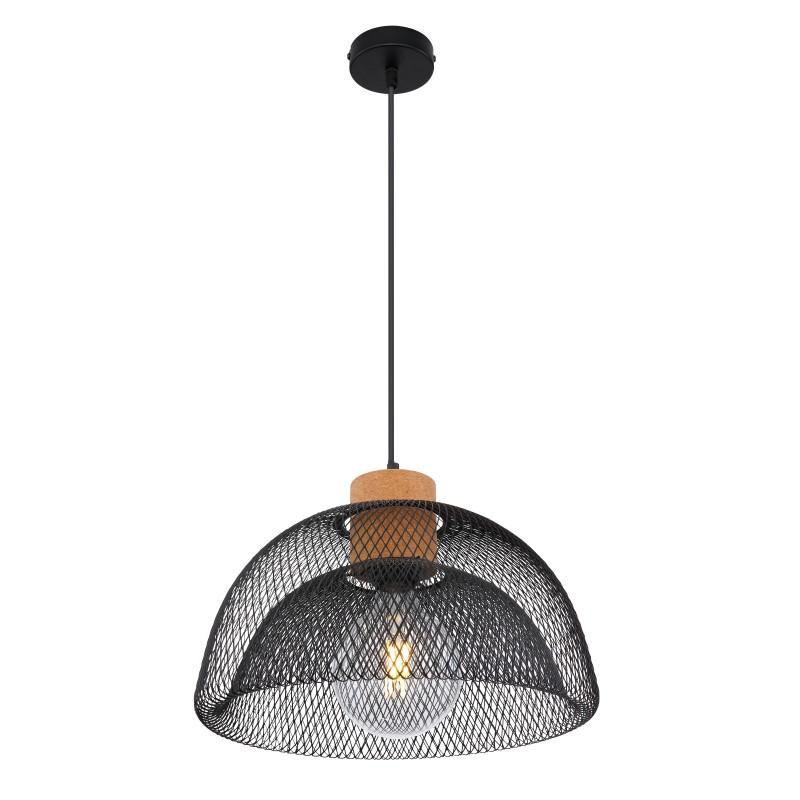 Pendul design modern VITIANO negru 15393 GL, Cele mai noi produse 2021 a
