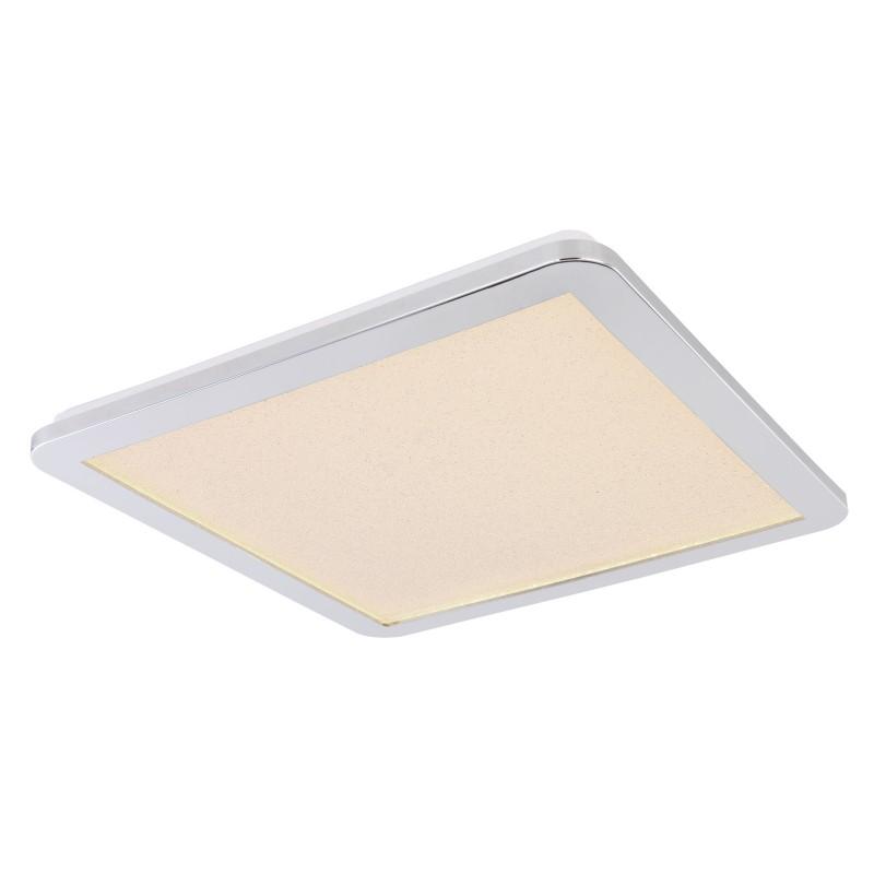Plafoniera LED pentru baie IP44 GUSSAGO, 40x40cm 41561-24 GL, Cele mai noi produse 2021 a