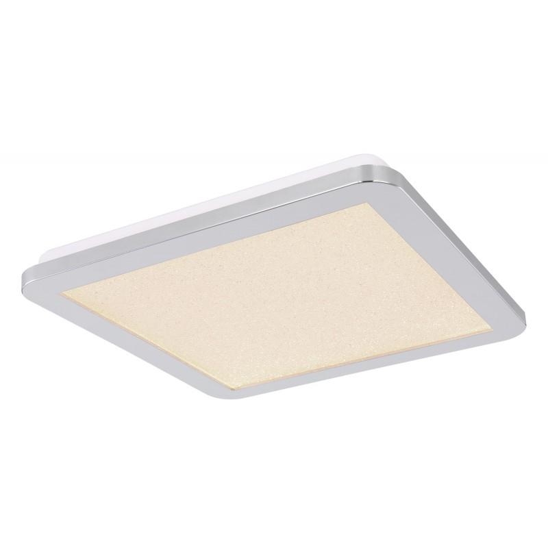 Plafoniera LED pentru baie IP44 GUSSAGO 41561-18 GL, Cele mai noi produse 2021 a