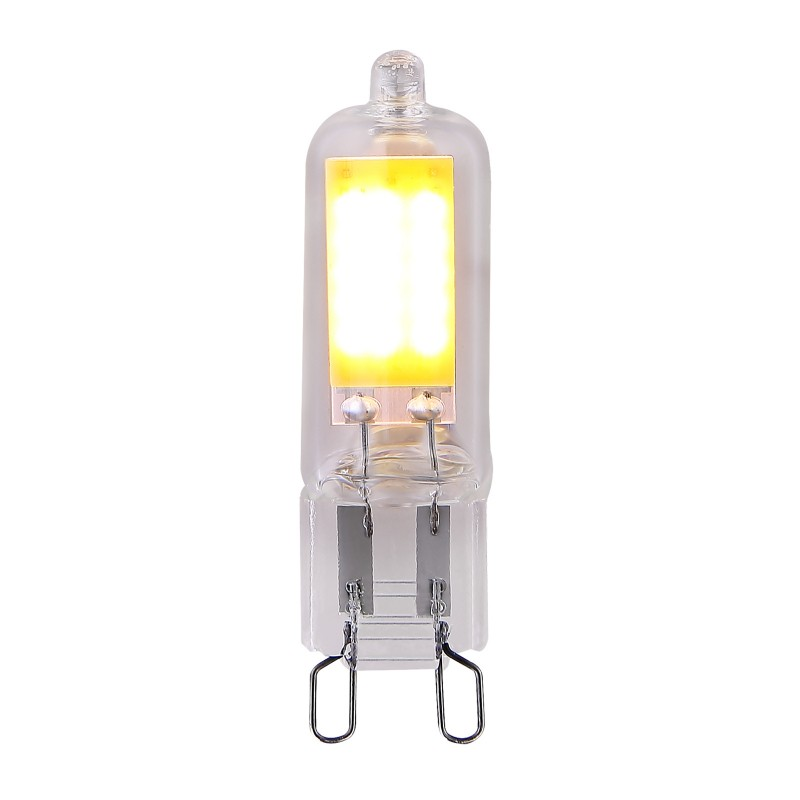 Bec LED G9 3,5W 3000K 10485 GL, Becuri G9 / G4 / halogen R7s LED pentru iluminat interior si exterior.⭐Cumpara online si ai livrare Acasa.✅Modele de becuri puternice cu halogen si economice cu LED.❤️Promotii la becuri cu soclu de tip G9 / G4 / R7s❗ Alege oferte speciale la becuri cu dulie potrivite la corpurile de iluminat pentru casa, baie, birou, restaurant, spatii comerciale❗ Cele mai bune becuri si surse de iluminat cu consum redus de energie, (ceramica, sticla, plastic, aluminiu), cu LED dimabile cu lumina calda (3000K), lumina rece alba (6500K) si lumina neutra (4000K), lumina naturala, proiectoare si reflectoare cu spot-uri reglabile cu flux luminos directionabil, cu forma liniara, cu lumeni multi, bec LED echivalent 35W / 50W / 100W / 120W / 150 (Watt) tensinea curentului electric este de 12V fata de 220V (Volti), durata mare de viata, becuri cu lumina puternica (luminozitate mare) ce consumă mai putina energie electrica, rezistente la caldura si la apa, ieftine si de lux, cu garantie si de calitate deosebita la cel mai bun pret❗ a