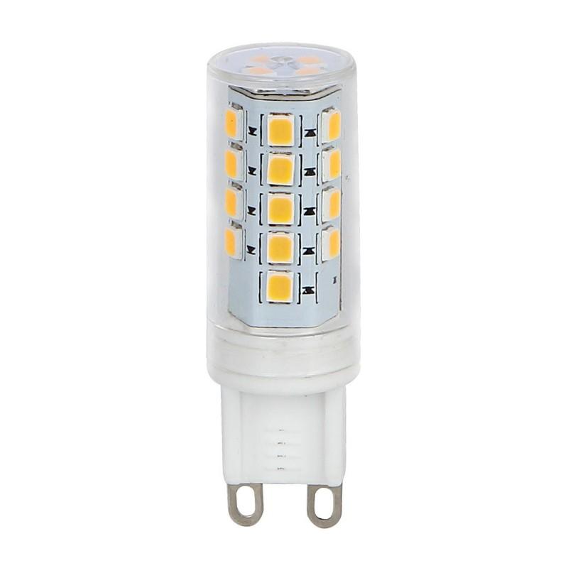 Bec LED G9 dimabil 4W 4000K 10676DC GL, Becuri G9 / G4 / halogen R7s LED pentru iluminat interior si exterior.⭐Cumpara online si ai livrare Acasa.✅Modele de becuri puternice cu halogen si economice cu LED.❤️Promotii la becuri cu soclu de tip G9 / G4 / R7s❗ Alege oferte speciale la becuri cu dulie potrivite la corpurile de iluminat pentru casa, baie, birou, restaurant, spatii comerciale❗ Cele mai bune becuri si surse de iluminat cu consum redus de energie, (ceramica, sticla, plastic, aluminiu), cu LED dimabile cu lumina calda (3000K), lumina rece alba (6500K) si lumina neutra (4000K), lumina naturala, proiectoare si reflectoare cu spot-uri reglabile cu flux luminos directionabil, cu forma liniara, cu lumeni multi, bec LED echivalent 35W / 50W / 100W / 120W / 150 (Watt) tensinea curentului electric este de 12V fata de 220V (Volti), durata mare de viata, becuri cu lumina puternica (luminozitate mare) ce consumă mai putina energie electrica, rezistente la caldura si la apa, ieftine si de lux, cu garantie si de calitate deosebita la cel mai bun pret❗ a