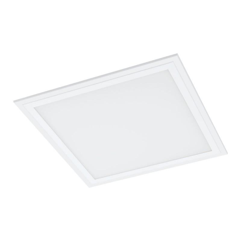 Plafoniera LED dimabila cu telecomanda SALOBRENA-A alb, 45x45cm 98297 EL, Lustre si Lampi LED cu telecomanda⭐ modele moderne pentru iluminat dormitor, living si sufragerie.✅Design LED decorativ 2021!❤️Promotii online❗ Magazin➽www.evalight.ro. Alege oferte la corpuri de iluminat cu telecomanda 3 functii cu lumina LED reglabila, ieftine si de lux, calitate deosebita la cel mai bun pret. a