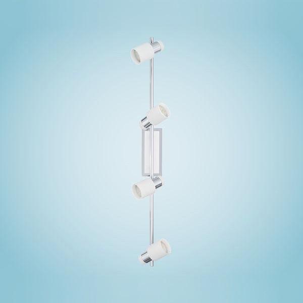 Spot, lustra cu 4 spoturi  Davida 92087 EL, ILUMINAT INTERIOR LED , ⭐ modele moderne de lustre LED cu telecomanda potrivite pentru living, bucatarie, birou, dormitor, baie, camera copii (bebe si tineret), casa scarii, hol. ✅Design de lux premium actual Top 2020! ❤️Promotii lampi LED❗ ➽ www.evalight.ro. Alege oferte la sisteme si corpuri de iluminat cu LED dimabile (becuri cu leduri si module LED integrate cu lumina calda, naturala sau rece), ieftine si de lux, calitate deosebita la cel mai bun pret. a