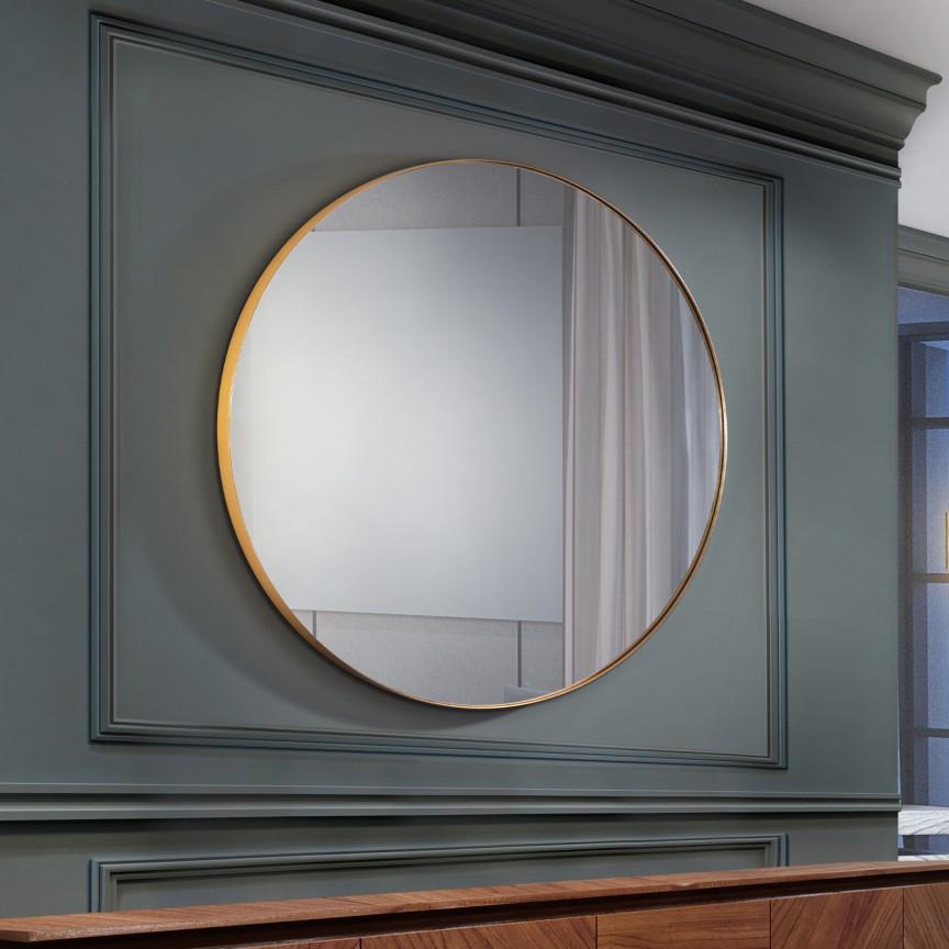 Oglinda decorativa 120cm Orio SV-127509, Oglinzi decorative moderne✅ decoratiuni de perete cu oglinda⭐ modele mari si rotunde pentru Hol, Living, Dormitor si Baie.❤️Promotii la oglinzi cu design decorativ❗ Intra si vezi poze ✚ pret ➽ www.evalight.ro. ➽ sursa ta de inspiratie online❗ Alege oglinzi deosebite Art Deco de lux pentru decorare casa, fabricate de branduri renumite. Aici gasesti cele mai frumoase si rafinate obiecte de decor cu stil contemporan unicat, oglinzi elegante cu suport de prindere pe perete, de masa sau de podea potrivite pt dresing, cu rama din metal cu aspect antichizat sau lemn de culoare aurie, sticla argintie in diferite forme: oglinzi in forma de soare, hexagonale tip fagure hexagon, ovale, patrate mici, rectangulara sau dreptunghiulara, design original exclusivist: industrial style, retro, vintage (produse manual handmade), scandinav nordic, clasic, baroc, glamour, romantic, rustic, minimalist. Tendinte si idei actuale de designer pentru amenajari interioare premium Top 2020❗ Oferte si reduceri speciale cu vanzare rapida din stoc, oglinzi de calitate la cel mai bun pret. a