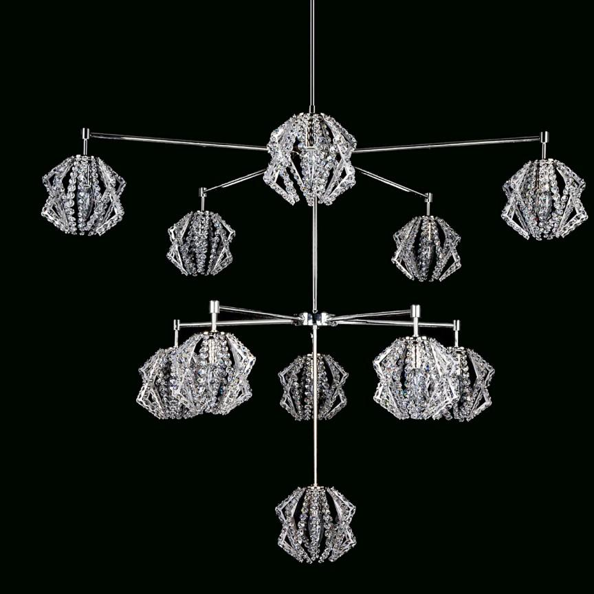 Lustra cristal Exclusive design LUX LUMINARY 01-CH, Cele mai noi produse 2021 a