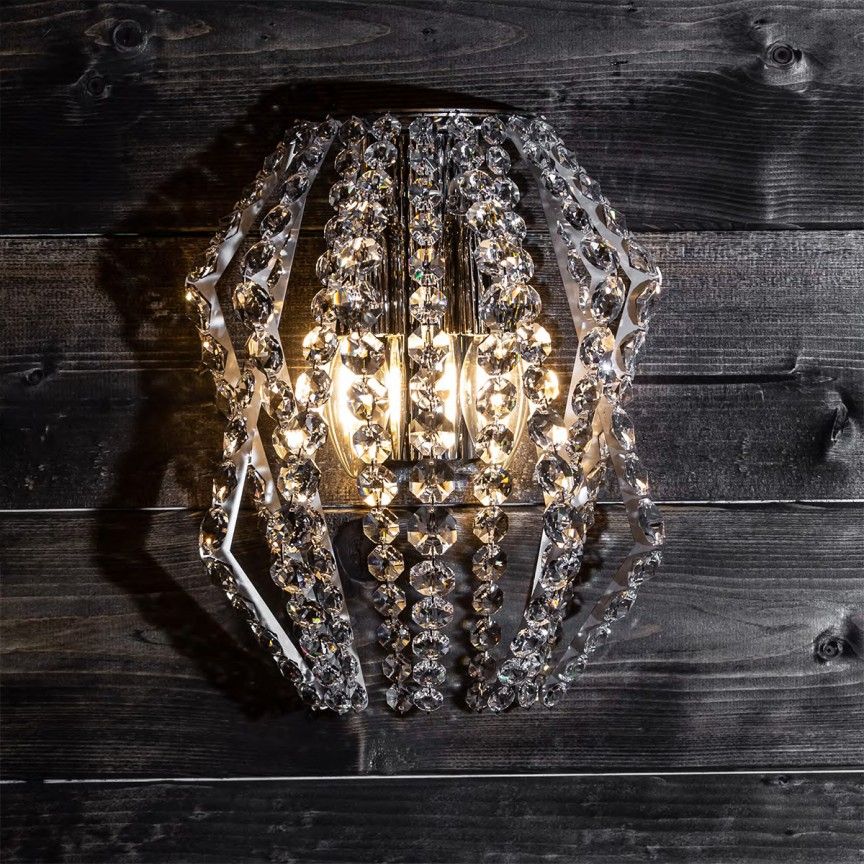Aplica cristal Exclusive design LUX LUMINARY 01-WL, Cele mai noi produse 2021 a