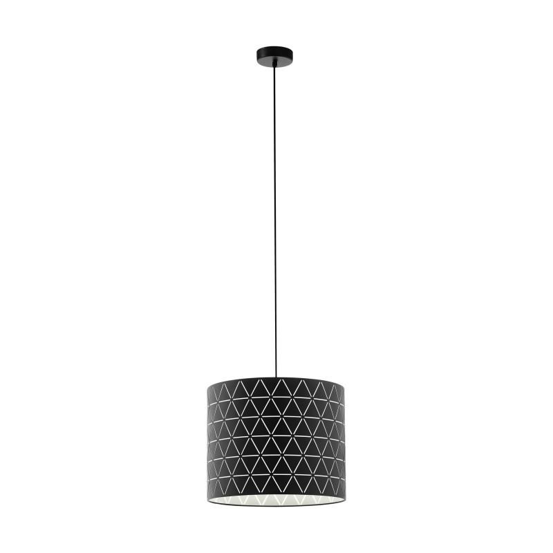 Pendul design modern RAMON negru diametru:37cm 98351 EL, Cele mai noi produse 2021 a