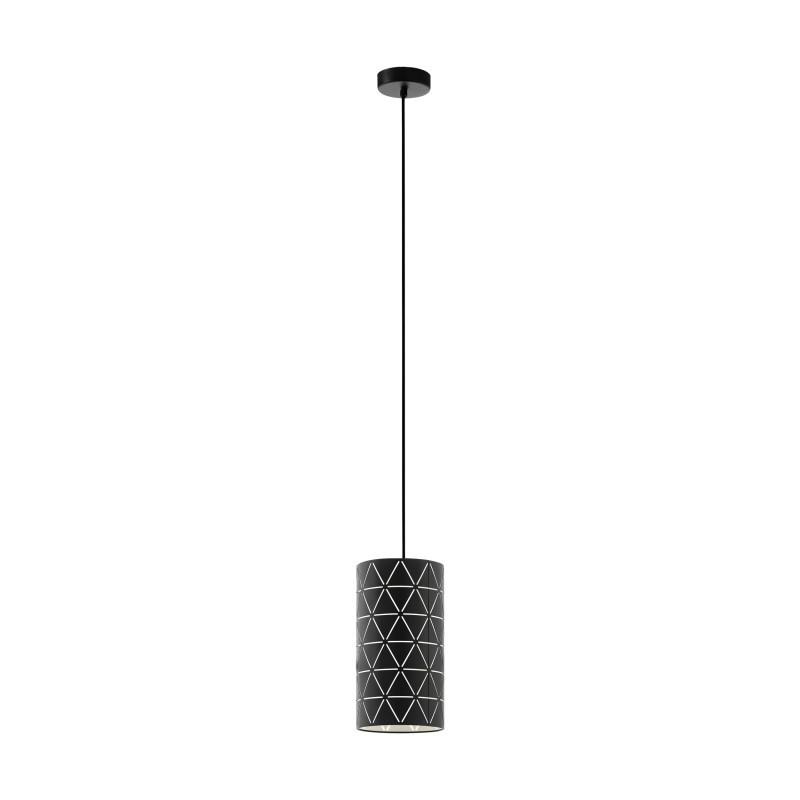 Pendul design modern RAMON negru diametru 16cm 98352 EL, Cele mai noi produse 2021 a