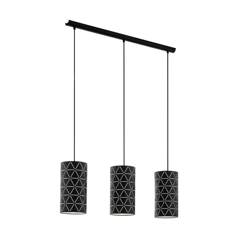 Lustra suspendata design modern RAMON negru 98353 EL, Cele mai noi produse 2021 a