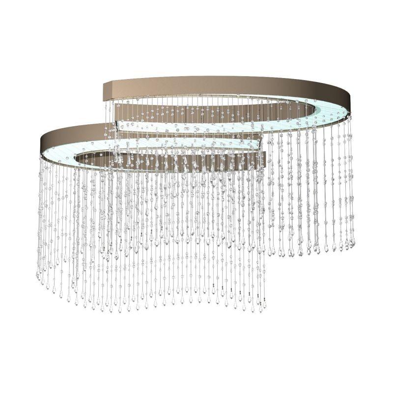 Lustra moderna aplicata LED Vision design LUX ANNULUS 01 – I, Cele mai noi produse 2021 a