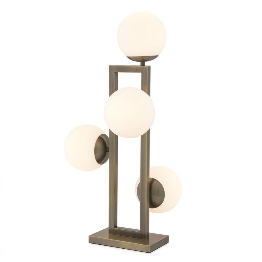 Veioza, lampa de masa design LUX Pascal alama 114904 HZ, Cele mai noi produse 2021 a