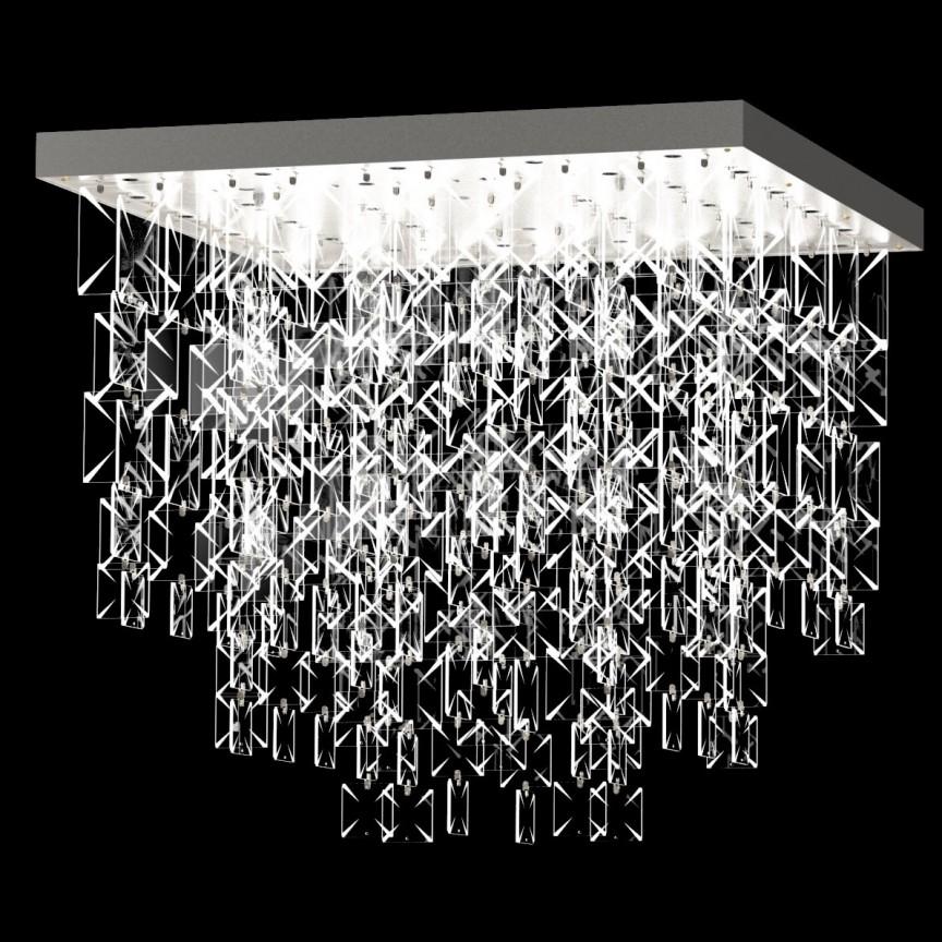 Lustra aplicata moderna LED Vision design LUX ARCTIC 04 – CH, Cele mai noi produse 2021 a