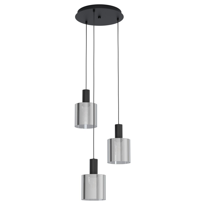 Lustra cu 3 pendule design modern GOROSIBA 98754 EL, Cele mai noi produse 2021 a