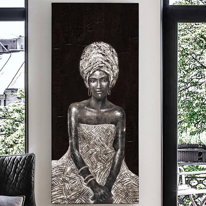 Tablou de perete decorativ canvas Johari, 70x160cm SV-207423, Cele mai noi produse 2021 a