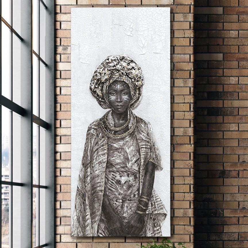 Tablou de perete decorativ canvas Kisai, 70x160cm SV-207584, Cele mai noi produse 2021 a