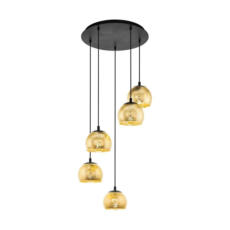 Lustra cu 5 pendule design modern ALBARACCIN 98526 EL, Cele mai noi produse 2021 a