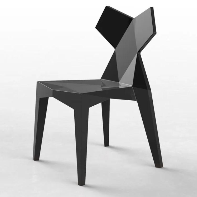 Set de 4 scaune de exterior / interior moderne design geometric KIMONO 54299, Mobila si Decoratiuni interioare moderne de lux⭐ piese de mobilier modern cu stil exclusivist pentru casa✅ colectii dormitor si living.❤️Promotii la mobila si decoratiuni❗ Intra si vezi modele ✚ poze ✚ pret ➽ www.evalight.ro. ➽ sursa ta de inspiratie online❗ Idei si tendinte de design actual pentru amenajari premium Top 2020❗ Mobila moderna unicat cu stil elegant contemporan ultra-modern, accesorii si oglinzi decorative de perete potrivite pentru interior si exterior. Cele mai noi si apreciate stiluri la mobila si mobilier cu design original: stil industrial style, retro, vintage (boem, veche, reconditionata, realizata manual (noua nu second hand), handmade, sculptata, scandinav (nordic), clasic (baroc, glamour, romantic, art deco, boho, shabby chic, feng shui), rustic (traditional), urban minimalist. Alege cele mai frumoase si rafinate articole si obiecte decorative deosebite, textile si tesaturi scumpe, vezi seturi de mobilier modular pe colt pt spatii mici si mari, cu picioare din metal combinat cu lemn masiv, placata cu oglinda si sticla, MDF lucios de culoare alba, . ✅Amenajari interioare 2020❗ | Living | Dormitor | Hol | Baie | Bucatarie | Sufragerie | Camera de zi / Tineret / Copii | Birou | Balcon | Terasa | Gradina | Cumpara la comanda sau din stoc, oferte si reduceri speciale cu vanzare rapida din magazine la cele mai bune preturi. Te aşteptăm sa admiri calitatea superioara a produselor noastre live în showroom-urile noastre din Bucuresti si Timisoara❗  a