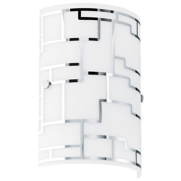 Aplica de perete moderna Bayman 92564 EL, Aplice de perete simple, Corpuri de iluminat, lustre, aplice, veioze, lampadare, plafoniere. Mobilier si decoratiuni, oglinzi, scaune, fotolii. Oferte speciale iluminat interior si exterior. Livram in toata tara.  a