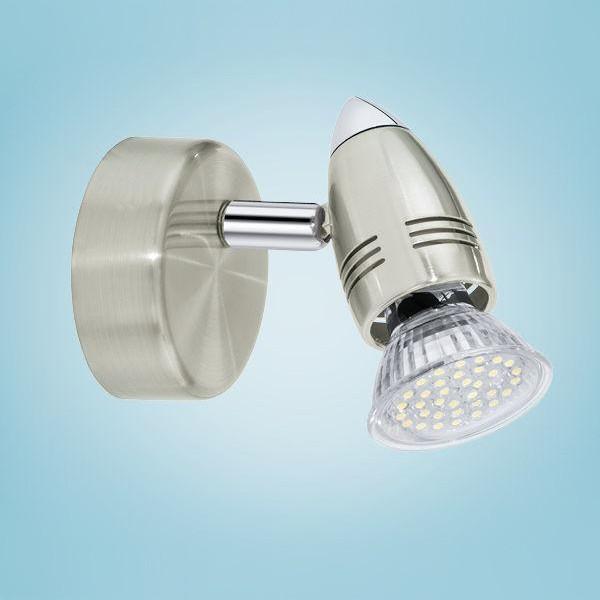 Aplica cu 1 spot Magnum-LED 92641 EL, ILUMINAT INTERIOR LED , ⭐ modele moderne de lustre LED cu telecomanda potrivite pentru living, bucatarie, birou, dormitor, baie, camera copii (bebe si tineret), casa scarii, hol. ✅Design de lux premium actual Top 2020! ❤️Promotii lampi LED❗ ➽ www.evalight.ro. Alege oferte la sisteme si corpuri de iluminat cu LED dimabile (becuri cu leduri si module LED integrate cu lumina calda, naturala sau rece), ieftine si de lux, calitate deosebita la cel mai bun pret. a