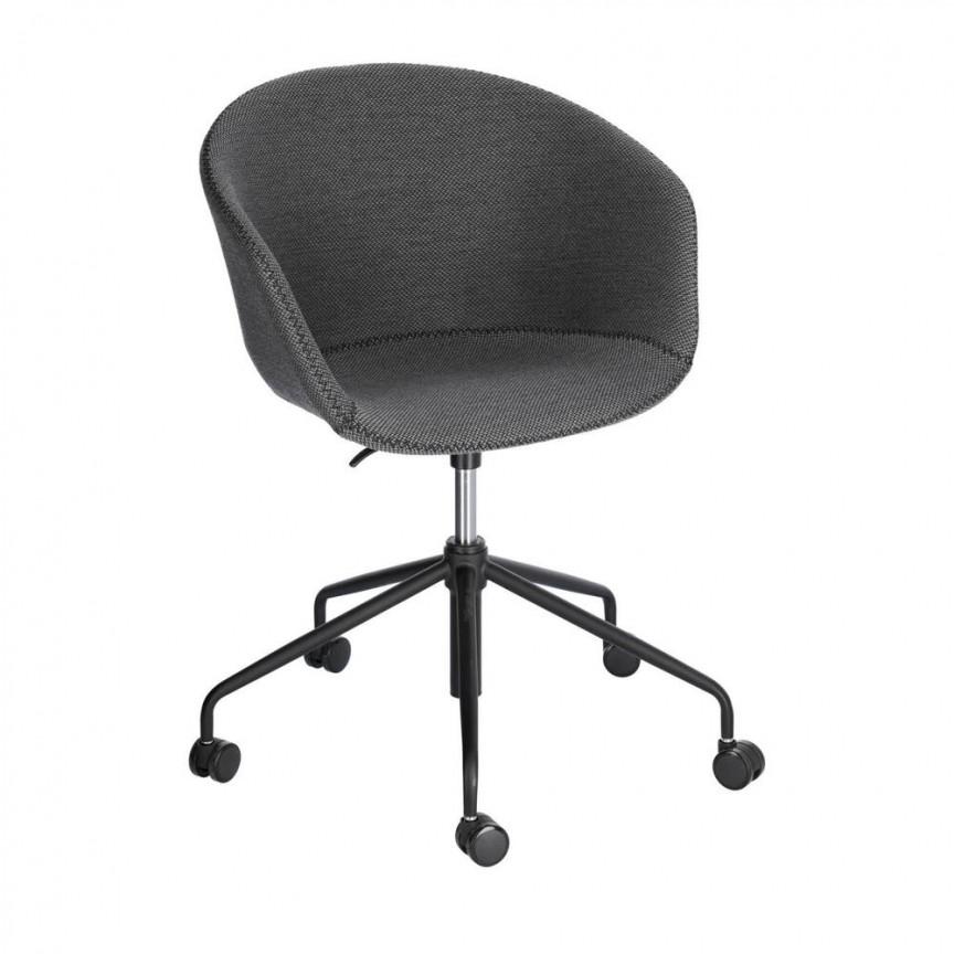 Scaun de birou design modern Zadine gri inchis CC5171VD15 JG, Scaune de birou ergonomice⭐modele moderne directoriale,rotative pentru birou copii,reglabile de gaming.❤️Promotii scaune de birou❗ Intra si vezi ➽ www.evalight.ro. ➽ sursa ta de inspiratie online❗ ✅Design de lux original premium actual Top 2020❗ Alege cel mai bun scaun potrivit pt birou office, calculator, rezistente si confortabile, tapitate cu catifea, piele naturala (ecologica), din material textil (stofa) pivotante, rabatabile, cu spatar reglabil, cu roti cauciuc (silicon), intra ➽vezi oferte si reduceri cu vanzare rapida din stoc, ieftine si de calitate deosebita la cel mai bun pret. a