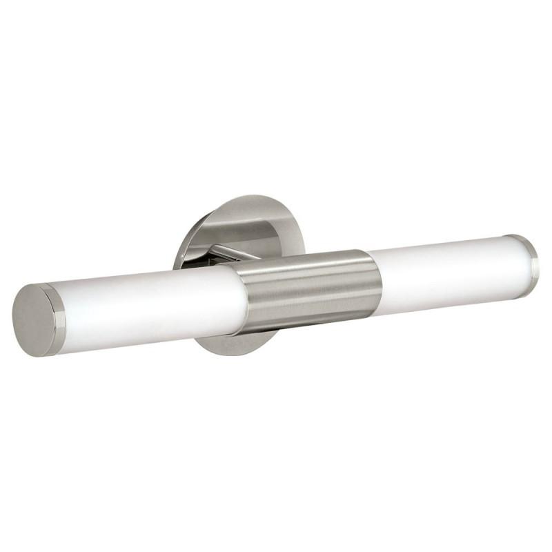Aplica cu protectie IP44, pentru baie PALMERA 87222 EL, Aplice perete baie, LED⭐ lampi oglinda, tablou moderne pentru iluminat baie.✅DeSiGn LED decorativ de lux 2021!❤️Promotii aplice baie❗ ➽www.evalight.ro. Alege oferte la corpuri de iluminat baie pt interior de tip plafoniere cu spoturi aplicate tavan, mobila, cu protectie IP rezistente la apa, ieftine de calitate deosebita la cel mai bun pret! a