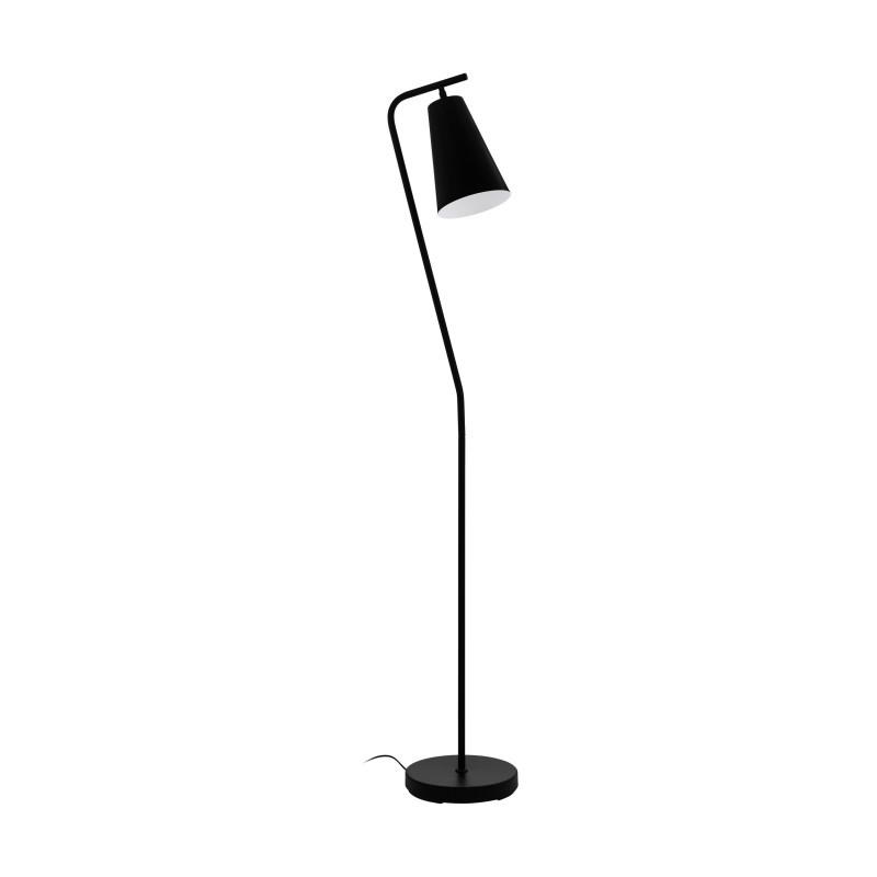 Lampadar, Lampa de podea design modern REKALDE 98674 EL, Lampadare moderne si lampi de podea cu picior inalt⭐ modele elegante de lux pentru living si camera.✅Design LED decorativ 2021!❤️Promotii❗ ➽ www.evalight.ro. Alege oferte la colectile NOI de corpuri de iluminat de podea pt interior cu reader LED, retro sau vintage, stil industrial din metal, lemn, abajur din material textil, sticla, tesatura, calitate deosebita la cel mai bun pret. a