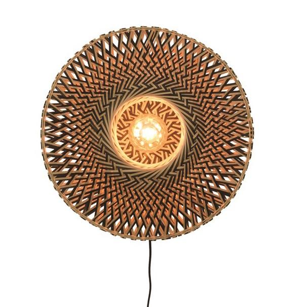 Aplica din bambus Bali S natur, 44cm BALI/W/4412/BN, Corpuri de iluminat moderne, LED⭐ modele lustre interior pentru living, dormitor, bucatarie, baie, hol.✅DeSiGn decorativ 2021!❤️Promotii lampi❗ ➽ Magazin online ➽ www.evalight.ro. Alege oferte la colectile NOI de lampi de iluminat interior suspendate tip suspensii sau aplicate de tavan si perete, elegante cu stil modern sau vintage, ieftine si de lux, calitate deosebita la cel mai bun pret. a