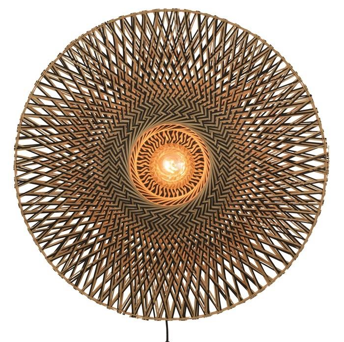 Aplica din bambus Bali L natur, 87cm BALI/W/8720/BN, Corpuri de iluminat moderne, LED⭐ modele lustre interior pentru living, dormitor, bucatarie, baie, hol.✅DeSiGn decorativ 2021!❤️Promotii lampi❗ ➽ Magazin online ➽ www.evalight.ro. Alege oferte la colectile NOI de lampi de iluminat interior suspendate tip suspensii sau aplicate de tavan si perete, elegante cu stil modern sau vintage, ieftine si de lux, calitate deosebita la cel mai bun pret. a