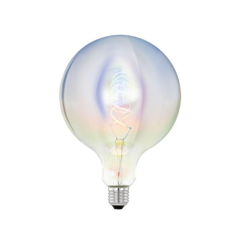 Bec dimabil E27-LED-G150 3W 210lm 2200K 11867 EL, BECURI LED pentru iluminat interior si exterior.⭐Cumpara online si ai livrare Acasa.✅Modele decorative vintage, LED si clasice cu filament Edison style.❤️Promotii la becuri Economice si cu Halogen❗ Alege oferte speciale la Becuri si Tuburi cu neon cu soclu de tip (ceramica, sticla, plastic, aluminiu) potrivite pentru corpurile de iluminat: casa, baie, terasa, balcon si gradina❗ Cele mai bune becuri si sisteme de iluminat inteligente: cu senzor de miscare (telecomanda), (solare) cu consum redus de energie, surse incandescente cu dulie si soclu normale, banda LED dimabile cu lumina calda (3000K), lumina rece alba (6500K) si lumina neutra (4000K), lumina naturala, flux luminos cu lumeni multi tavan fals rigips (plafon), perete, bec LED echivalent 100 / 150W (Watt), tensinea curentului electric este de 12V fata de 220V (Volti) si durata mare de viata, becuri cu lumina puternica stralucitoare, colorate si multicolore, cu forma de lumanare, mari si rezistente la caldura si la apa, ce se aprinde instant la trecerea curentului electric, ieftine si de lux, cu garantie. Cumpara la comanda sau din stoc, oferte si reduceri speciale cu vanzare rapida din magazine la cele mai bune preturi. Te aşteptăm sa admiri calitatea superioara a produselor noastre live în showroom-urile noastre din Bucuresti si Timisoara❗ a