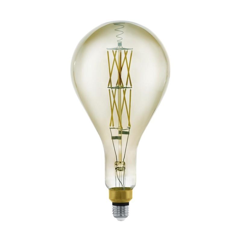 Bec dimabil E27-LED-E140 8W 600lm 3000K 11844 EL, BECURI LED pentru iluminat interior si exterior.⭐Cumpara online si ai livrare Acasa.✅Modele decorative vintage, LED si clasice cu filament Edison style.❤️Promotii la becuri Economice si cu Halogen❗ Alege oferte speciale la Becuri si Tuburi cu neon cu soclu de tip (ceramica, sticla, plastic, aluminiu) potrivite pentru corpurile de iluminat: casa, baie, terasa, balcon si gradina❗ Cele mai bune becuri si sisteme de iluminat inteligente: cu senzor de miscare (telecomanda), (solare) cu consum redus de energie, surse incandescente cu dulie si soclu normale, banda LED dimabile cu lumina calda (3000K), lumina rece alba (6500K) si lumina neutra (4000K), lumina naturala, flux luminos cu lumeni multi tavan fals rigips (plafon), perete, bec LED echivalent 100 / 150W (Watt), tensinea curentului electric este de 12V fata de 220V (Volti) si durata mare de viata, becuri cu lumina puternica stralucitoare, colorate si multicolore, cu forma de lumanare, mari si rezistente la caldura si la apa, ce se aprinde instant la trecerea curentului electric, ieftine si de lux, cu garantie. Cumpara la comanda sau din stoc, oferte si reduceri speciale cu vanzare rapida din magazine la cele mai bune preturi. Te aşteptăm sa admiri calitatea superioara a produselor noastre live în showroom-urile noastre din Bucuresti si Timisoara❗ a