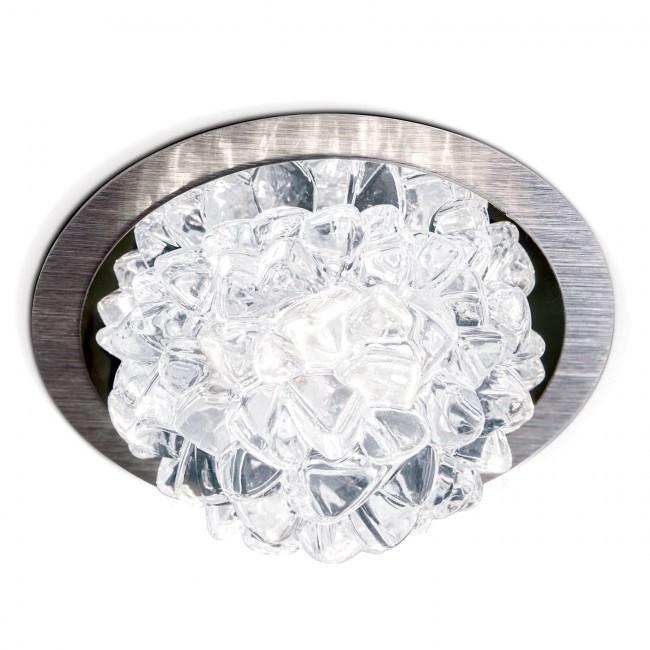 Spot LED incastrabil tavam fals Ice Str 10-482 Alu-matt/EBL OR, Spoturi incastrate tavan / perete, LED⭐ modele moderne pentru baie, living, dormitor, bucatarie, hol.✅Design decorativ 2021!❤️Promotii lampi❗ ➽ www.evalight.ro. Alege oferte la colectile NOI de corpuri de iluminat interior de tip spot-uri incastrabile cu LED, cu lumina calda, alba rece sau neutra, montare in tavanul fals rigips, mobila, pardoseala, beton, ieftine de calitate la cel mai bun pret. a