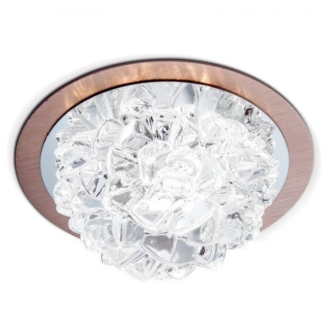 Spot LED incastrabil tavam fals Ice bronz Str 10-482 Alu-bronze/EBL OR, Spoturi incastrate tavan / perete, LED⭐ modele moderne pentru baie, living, dormitor, bucatarie, hol.✅Design decorativ 2021!❤️Promotii lampi❗ ➽ www.evalight.ro. Alege oferte la colectile NOI de corpuri de iluminat interior de tip spot-uri incastrabile cu LED, cu lumina calda, alba rece sau neutra, montare in tavanul fals rigips, mobila, pardoseala, beton, ieftine de calitate la cel mai bun pret. a