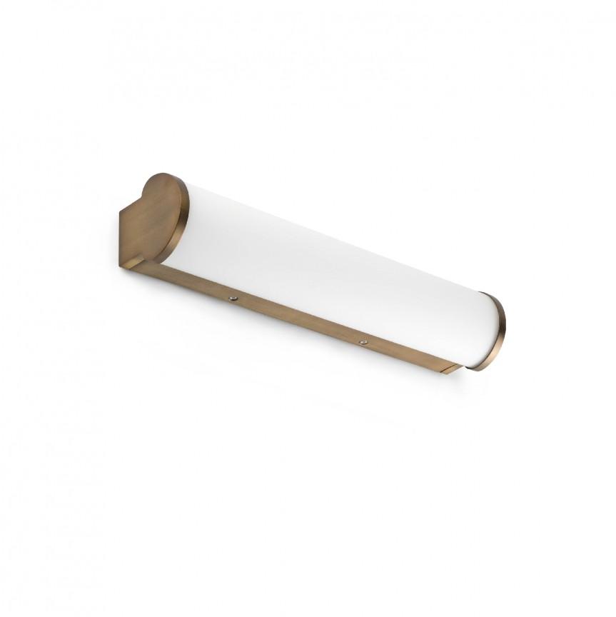 Aplica LED pentru oglinda baie moderna IP44 DANUBIO 12W 63604, Aplice perete baie, LED⭐ lampi oglinda, tablou moderne pentru iluminat baie.✅DeSiGn LED decorativ de lux 2021!❤️Promotii aplice baie❗ ➽www.evalight.ro. Alege oferte la corpuri de iluminat baie pt interior de tip plafoniere cu spoturi aplicate tavan, mobila, cu protectie IP rezistente la apa, ieftine de calitate deosebita la cel mai bun pret! a
