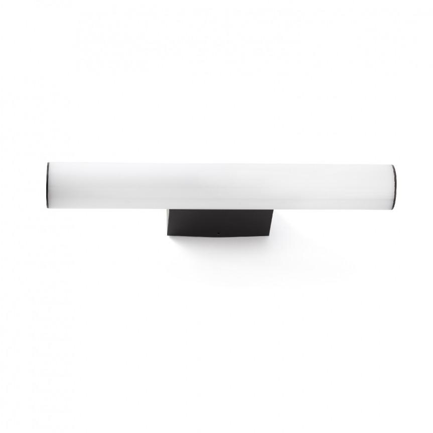 Aplica LED pentru oglinda baie moderna IP44 VOLGA 5W 63512, Aplice perete baie, LED⭐ lampi oglinda, tablou moderne pentru iluminat baie.✅DeSiGn LED decorativ de lux 2021!❤️Promotii aplice baie❗ ➽www.evalight.ro. Alege oferte la corpuri de iluminat baie pt interior de tip plafoniere cu spoturi aplicate tavan, mobila, cu protectie IP rezistente la apa, ieftine de calitate deosebita la cel mai bun pret! a