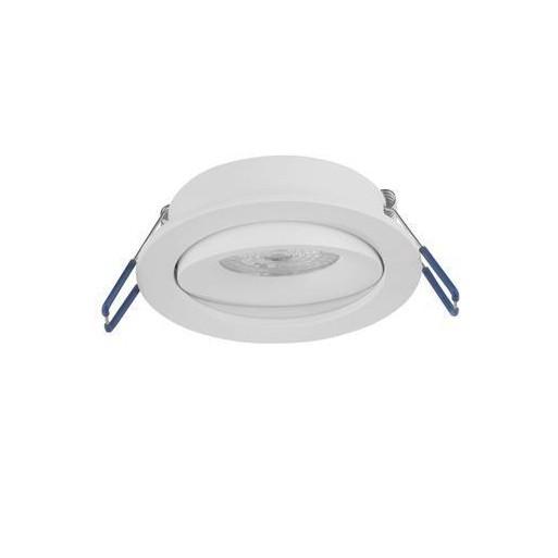 Spot directionabil incastrabil tavan fals Redo alb NVL-9350442, Spoturi incastrate tavan / perete, LED⭐ modele moderne pentru baie, living, dormitor, bucatarie, hol.✅Design decorativ 2021!❤️Promotii lampi❗ ➽ www.evalight.ro. Alege oferte la colectile NOI de corpuri de iluminat interior de tip spot-uri incastrabile cu LED, cu lumina calda, alba rece sau neutra, montare in tavanul fals rigips, mobila, pardoseala, beton, ieftine de calitate la cel mai bun pret. a
