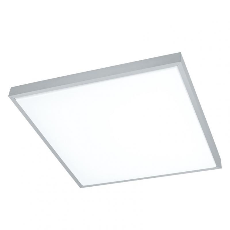 Aplica de perete,plafonier modern cu LED si telecomanda, dim.58x58cm, Idun 2 93943 EL, Lampi LED si Telecomanda, Corpuri de iluminat, lustre, aplice a