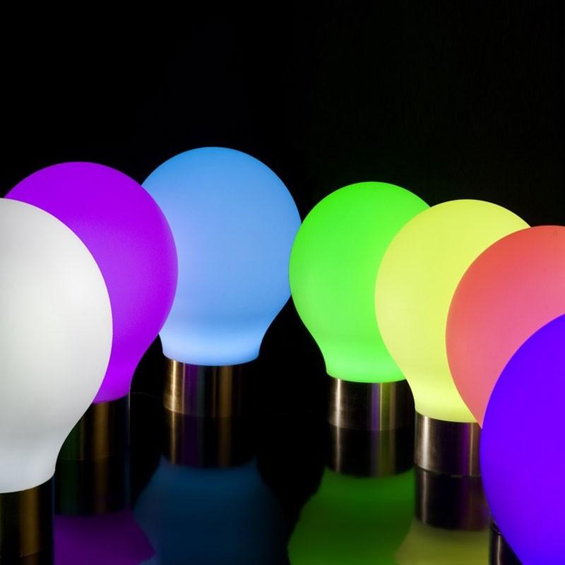 CORP DE ILUMINAT LED RGB DECORATIV THE SECOND LIGHT Ø38cm, Lampi iluminat decorativ ambiental⭐modele ornamentale stil decorativ potrivite pentru iluminatul ambiental din gradina, terasa, piscina, zone lounge din curtea casei.✅Design premium actual Top 2021!❤️Promotii Lampi decorative de exterior❗ ➽ www.evalight.ro. Alege oferte la corpuri de iluminat exterior craciun, moderne, rustice, clasice, vintage sau retro din metal, fara curent electric si fir, lampi ce ce agata, solare cu senzor si becuri cu LED, baterii si acumulator cu incarcare rapida, ieftine si de lux, calitate la cel mai bun pret. a