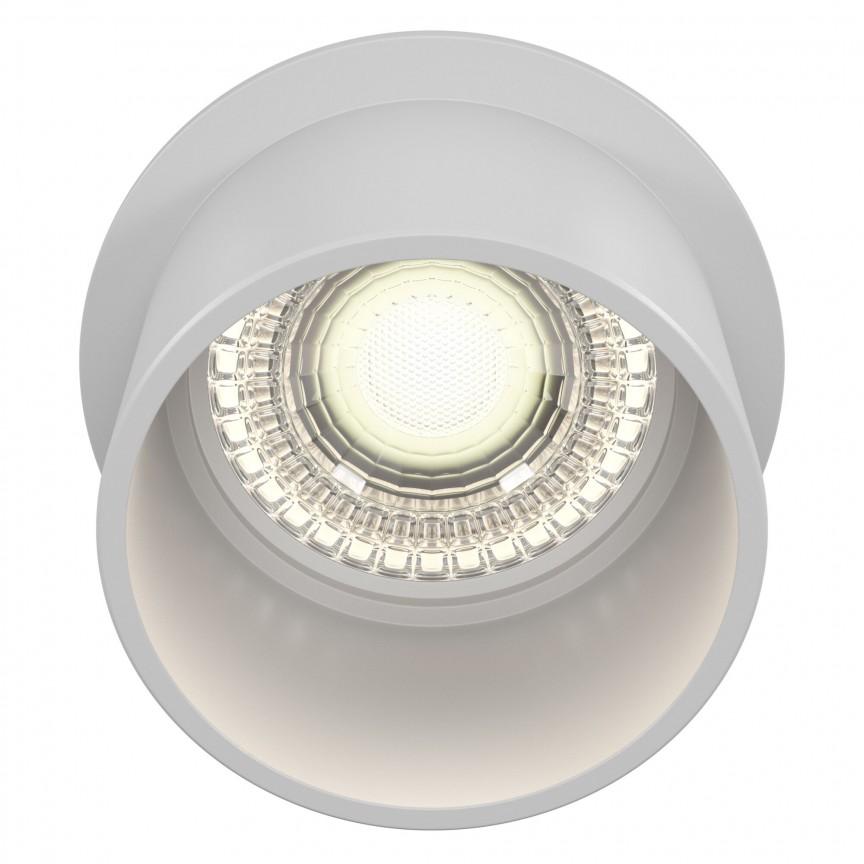 Spot incastrabil design modern Reif alb MYDL050-01W, Spoturi aplicate tavan / perete, mobila, LED⭐modele moderne pentru living,dormitor,bucatarie,baie,hol.✅Design decorativ 2021!❤️Promotii lampi❗ ➽ www.evalight.ro. Alege oferte la colectile NOI de corpuri de iluminat interior de tip spot-uri aparente cu LED, (rotunde si patrate), ieftine de calitate la cel mai bun pret. a