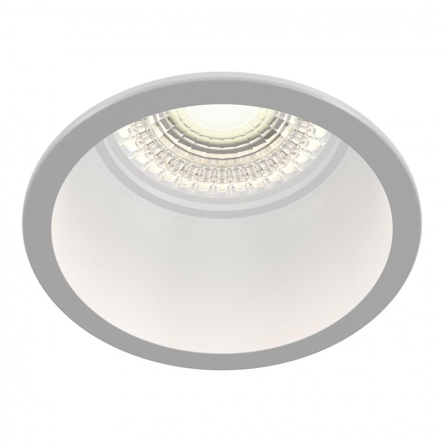 Spot incastrabil design modern Reif alb MYDL049-01W, Spoturi aplicate tavan / perete, mobila, LED⭐modele moderne pentru living,dormitor,bucatarie,baie,hol.✅Design decorativ 2021!❤️Promotii lampi❗ ➽ www.evalight.ro. Alege oferte la colectile NOI de corpuri de iluminat interior de tip spot-uri aparente cu LED, (rotunde si patrate), ieftine de calitate la cel mai bun pret. a