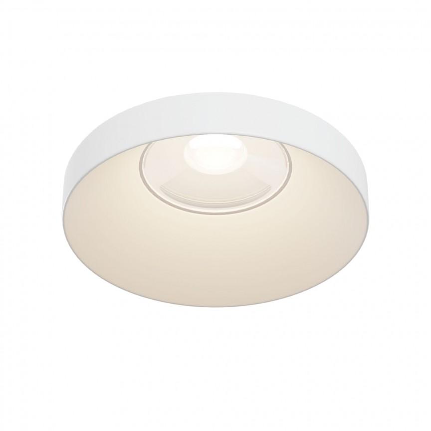 Spot incastrabil LED design modern Kappell alb MYDL040-L10W4K, Spoturi aplicate tavan / perete, mobila, LED⭐modele moderne pentru living,dormitor,bucatarie,baie,hol.✅Design decorativ 2021!❤️Promotii lampi❗ ➽ www.evalight.ro. Alege oferte la colectile NOI de corpuri de iluminat interior de tip spot-uri aparente cu LED, (rotunde si patrate), ieftine de calitate la cel mai bun pret. a