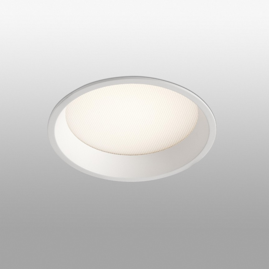 Spot LED incastrabil IP44 CROC-13 alb 13W, Spoturi incastrate tavan / perete, LED⭐ modele moderne pentru baie, living, dormitor, bucatarie, hol.✅Design decorativ 2021!❤️Promotii lampi❗ ➽ www.evalight.ro. Alege oferte la colectile NOI de corpuri de iluminat interior de tip spot-uri incastrabile cu LED, cu lumina calda, alba rece sau neutra, montare in tavanul fals rigips, mobila, pardoseala, beton, ieftine de calitate la cel mai bun pret. a