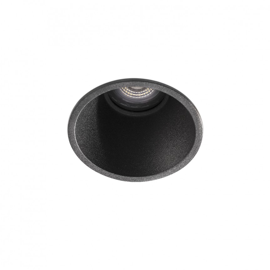 Spot incastrabil modern cu protectie IP65 FRESH negru, Spoturi incastrate tavan / perete, LED⭐ modele moderne pentru baie, living, dormitor, bucatarie, hol.✅Design decorativ 2021!❤️Promotii lampi❗ ➽ www.evalight.ro. Alege oferte la colectile NOI de corpuri de iluminat interior de tip spot-uri incastrabile cu LED, cu lumina calda, alba rece sau neutra, montare in tavanul fals rigips, mobila, pardoseala, beton, ieftine de calitate la cel mai bun pret. a