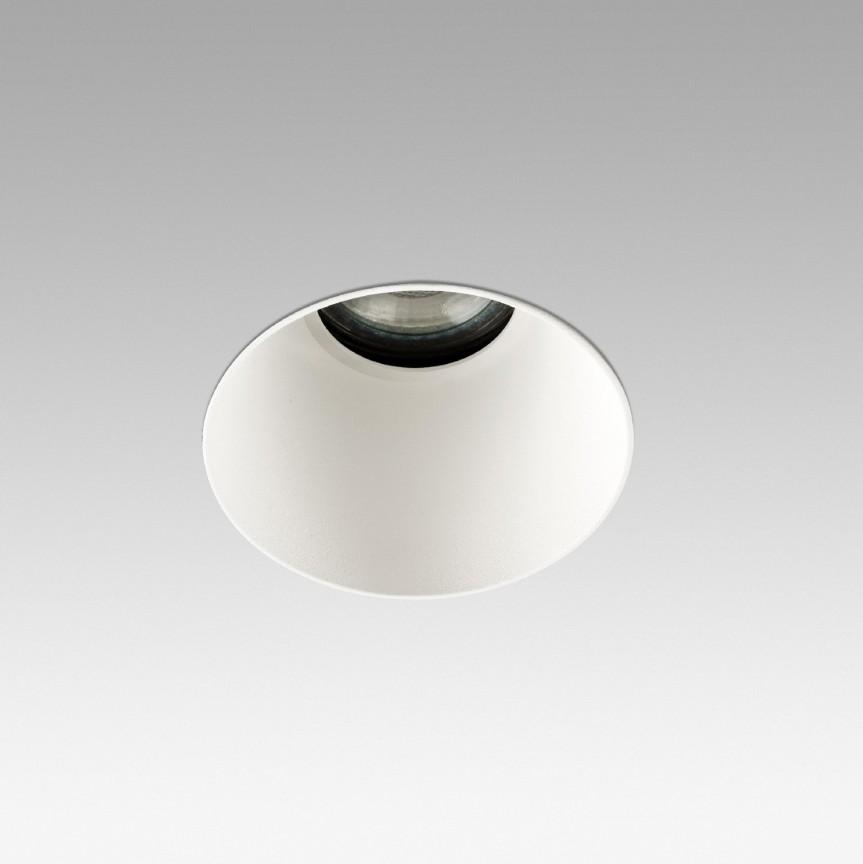 Spot incastrabil modern cu protectie IP65 FRESH TRIMLESS alb, Spoturi incastrate tavan / perete, LED⭐ modele moderne pentru baie, living, dormitor, bucatarie, hol.✅Design decorativ 2021!❤️Promotii lampi❗ ➽ www.evalight.ro. Alege oferte la colectile NOI de corpuri de iluminat interior de tip spot-uri incastrabile cu LED, cu lumina calda, alba rece sau neutra, montare in tavanul fals rigips, mobila, pardoseala, beton, ieftine de calitate la cel mai bun pret. a