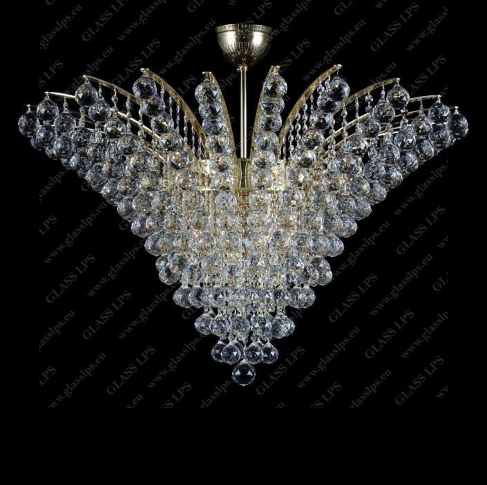 Plafoniera cristal Bohemia diametru 100cm, L17 555/18/4, Lustre Cristal Bohemia⭐ modele deosebite de candelabre din cristal Bohemia autentic din Cehia❗ ✅Design Baroc unicat Premium Top 2021!❤️Promotii lampi cristal❗ ➽ www.evalight.ro. Alege oferte la corpuri de iluminat din cristal de tip lustre suspendate si suspensii lungi de tavan decorate in stil elegant de lux, clasice si moderne dar si traditionale, realizate manual (handmade) cu decoratiuni de sticla si din cristal slefuit, abajur de material textil, brate mari tip lumanare cu bec-uri cu filament normal, vintage Edison sau LED, din metale pretioase de culoarea alamei lustruite (chiar si aur de 24 carate) sau din nichel (argint), finisaj bronz antique, potrivite pentru camere mari, horeca (bar, hotel, restaurant, pensiune, sali de nunti ), spatii comerciale sau casa (living, dormitor, bucatarie, casa scarii), calitate înalta la cel mai bun pret. a