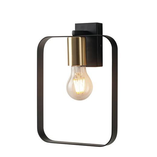 Aplica de perete design clasic SMITH negru/auriu I-SMITH-AP1 FE, Aplice de perete minimaliste, LED⭐ modele moderne potrivite pentru dormitor, living, baie, hol, bucatarie.✅Design NOU 2021!❤️Promotii lampi❗ ➽ www.evalight.ro. Alege oferte la corpuri de iluminat interior tip lustra in stil minimalist, (plafoniera) spoturi aplicate pe perete sau tavan (plafon) pt camere casa, cu lumina ambientala, din (sticla,lemn,inox, crom), cu intrerupator, ieftine si simple, calitate deosebita la cel mai bun pret. a