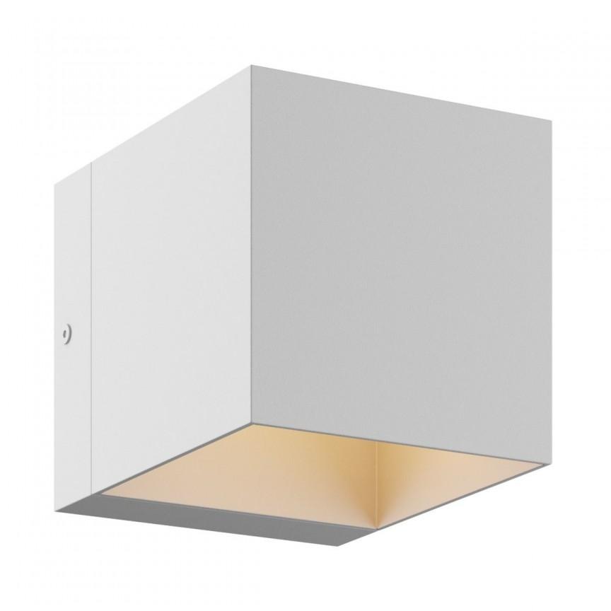 Aplica de perete ambientala design modern Transfer I alba, Aplice de perete minimaliste, LED⭐ modele moderne potrivite pentru dormitor, living, baie, hol, bucatarie.✅Design NOU 2021!❤️Promotii lampi❗ ➽ www.evalight.ro. Alege oferte la corpuri de iluminat interior tip lustra in stil minimalist, (plafoniera) spoturi aplicate pe perete sau tavan (plafon) pt camere casa, cu lumina ambientala, din (sticla,lemn,inox, crom), cu intrerupator, ieftine si simple, calitate deosebita la cel mai bun pret. a