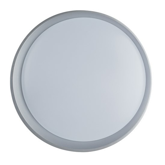 Plafoniera LED design modern ROSWELL argintiu I-ROSWELL-PL50 SIL FE, Corpuri de iluminat LED pentru interior⭐ moderne: Lustre LED, Aplice LED, Plafoniere LED, Candelabre LED, Spoturi LED, Veioze LED, Lampadare LED.✅DeSiGn decorativ 2021!❤️Promotii lampi LED❗ Magazin online ➽ www.evalight.ro. Alege oferte la corpuri de iluminat cu LED, ieftine de calitate deosebita la cel mai bun pret. a